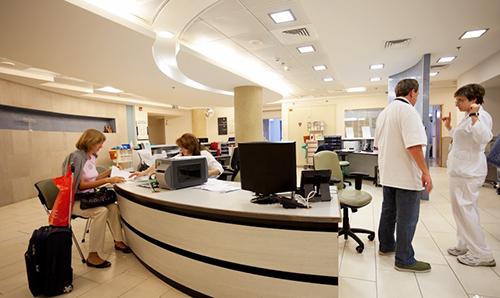 Химиотерапия в Ассуте