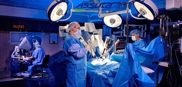 роботизированная операция в Израиле