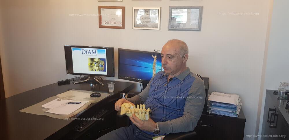Илья Пекарский хирург Израиль стоимость операции