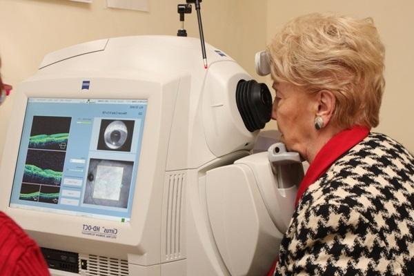 Диагностическая процедура в клинике Ассута
