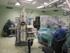 Удаление опухоли при щадящей операции в клинике Ассута.