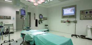 Операционная в клинике Ассута.