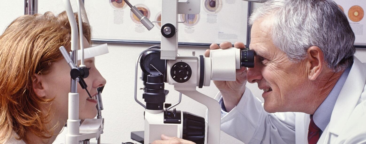 Лечение в Израиле офтальмология