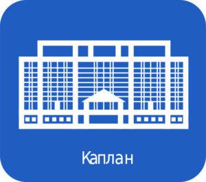 логотип Каплан