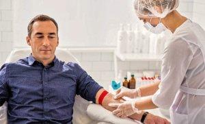 анализ крови при раке двенадцатиперстной кишки