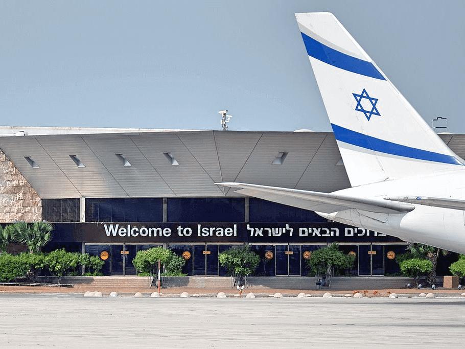 встреча медицинских туристов в аэропорту Израиля