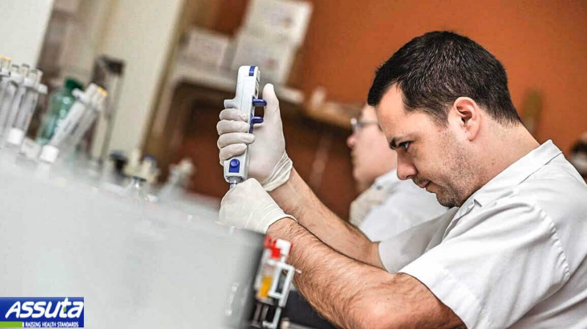 диагностика рака простаты в Ассута