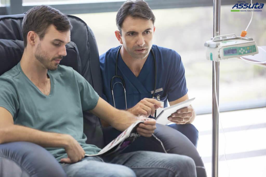 диагностика рака языка в Израиле