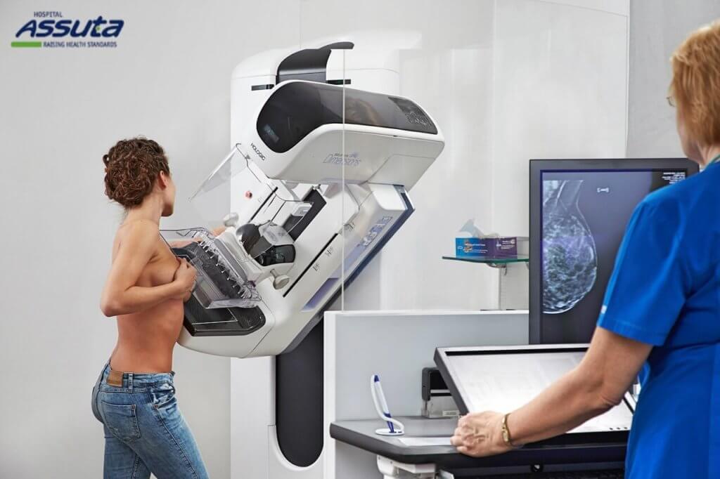 маммография при раке трижды негативного рака молочной железы