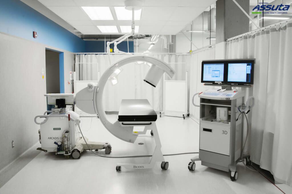 Оборудование к клинике Ассута