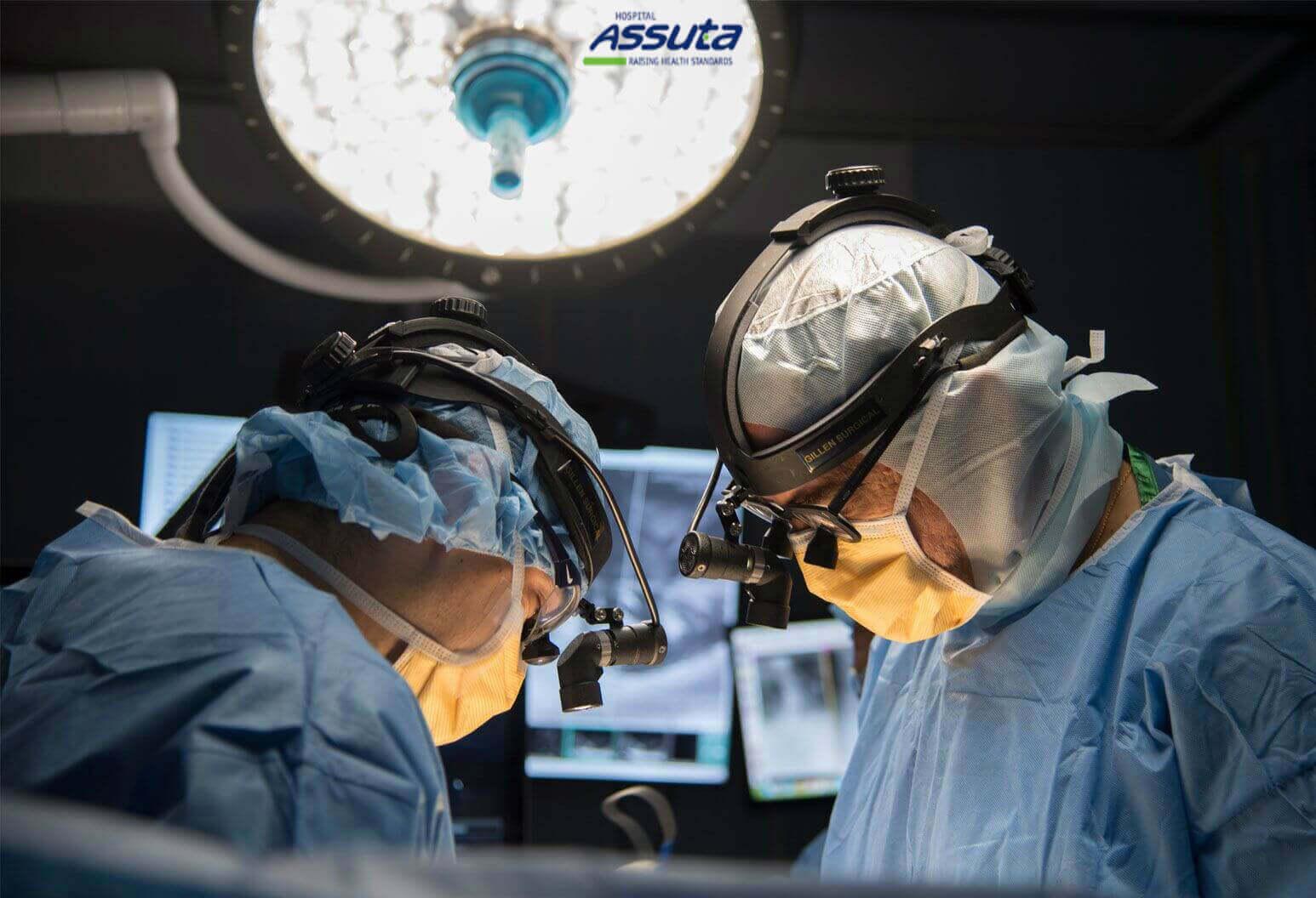 лечение невриномы в Израиле хирургическим путем
