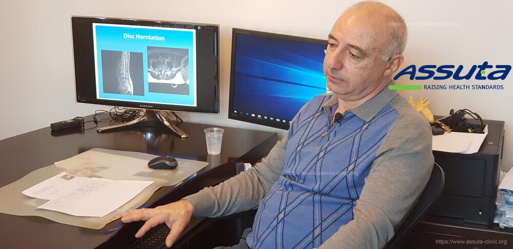 русскоговорящие ортопеды в Израиле