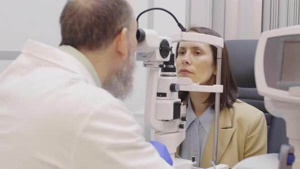 Диагностика глазных заболеваний в Израиле