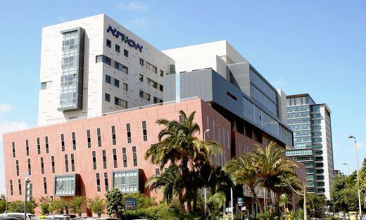 Здание клиника Ассута